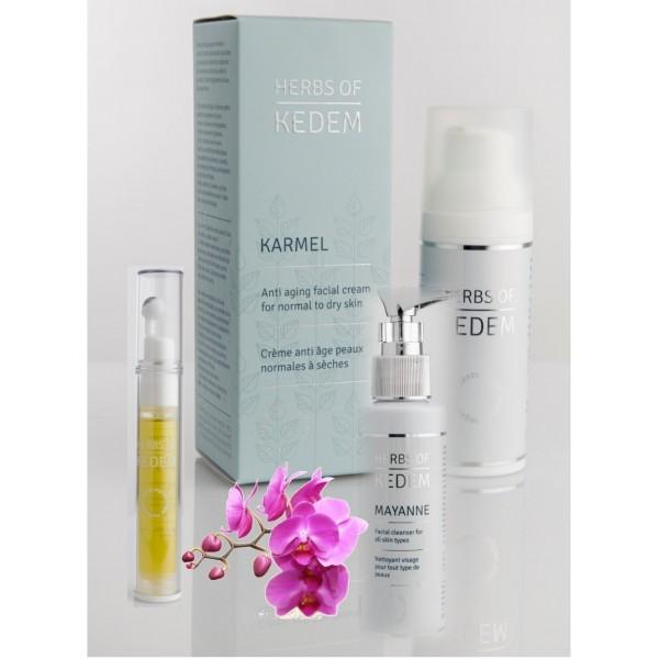 2-Kedem Gesichtspflege für die reife und trockene Haut